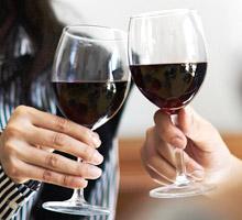 お家でワイン
