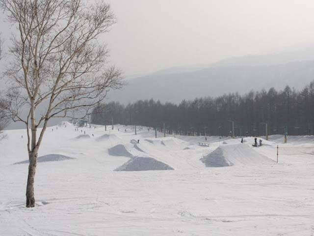 片品ほたか牧場スキー場