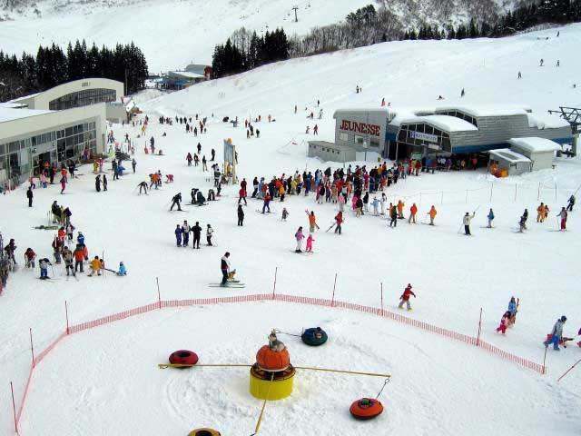 ジュネス栗駒スキー場