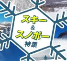 ski特集